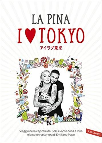 I love Tokyo La Pina